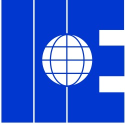 The logo for IIE