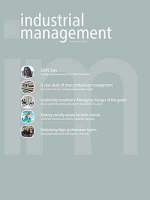 Industrial Management - March/April 2021