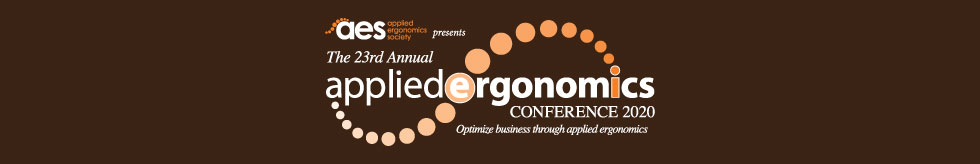 Applied Ergonomics Conference 2020