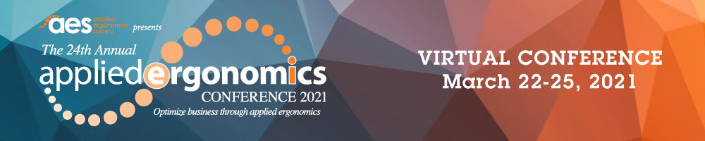 Applied Ergonomics Conference 2021