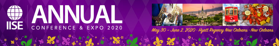 IISE Annual Conference & Expo 2020