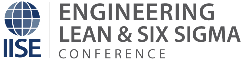 IISE Engineering Lean & Six Sigma Conference